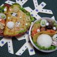 【雪のお弁当】~プチオフ会~