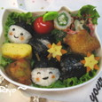 【星のお弁当】ホタルちゃん弁当~プチオフ会~