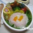 金魚鉢弁当~ふりかけ編~