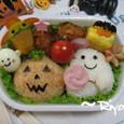 ハロウィン弁当~お弁当教室in奈良~