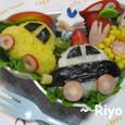 くるまのお弁当(京都新聞「週刊T&T」掲載)