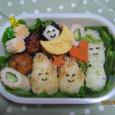 25.竹の親子弁当