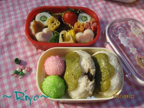 【和菓子弁当】~プチオフ会~