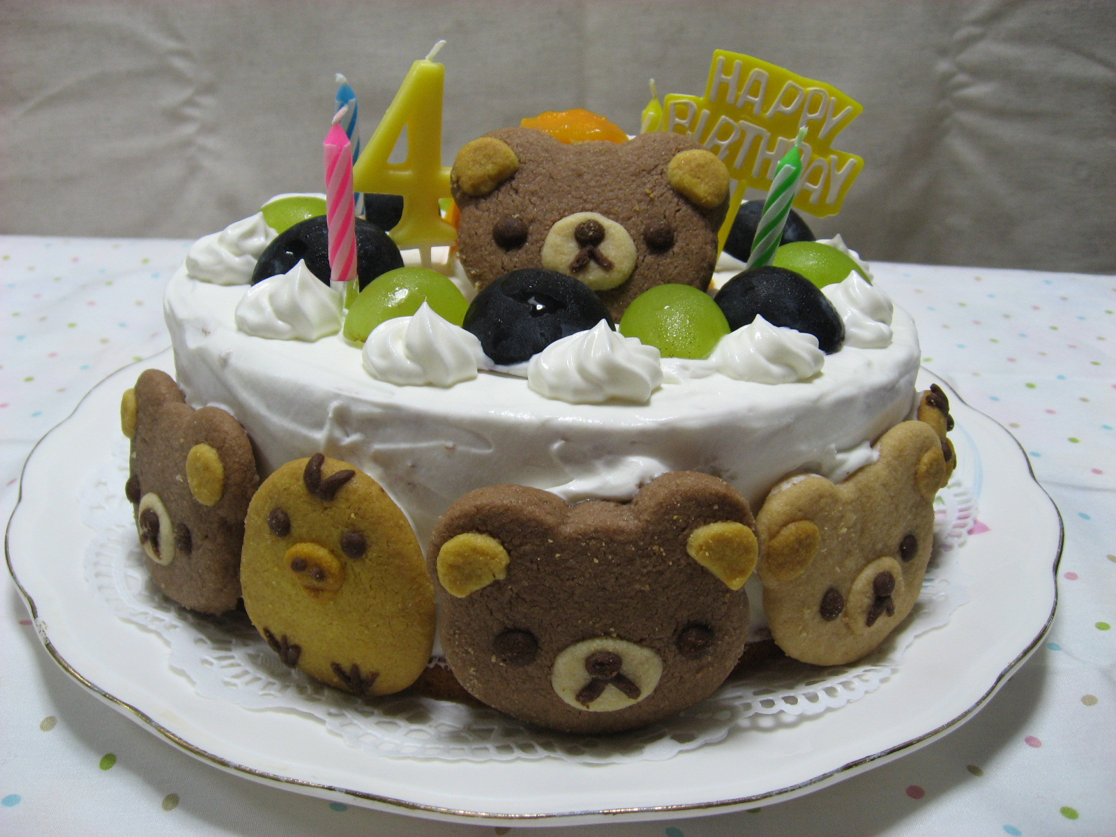 Birthday Cake Ki Images : 1000+ images about Rilakkuma ? on Pinterest Rilakkuma ...